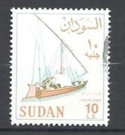 SUDAN  1990 Local Motives    TYPE  1962   YV. 392C   USED - Sudan (1954-...)