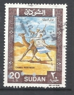 SUDAN  1991 Local Motives   YV. 413 CAMEL    USED - Sudan (1954-...)