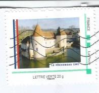 Timbre Offert Par La Poste Aux Mairies Ayant Participées Au Concours Photos Mairie De France Mairie De Le Pechereau