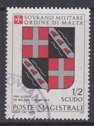 SMOM Sovereign Military Order Of Malta Mi 158 - Coats Of Arms Of The Grand Masters - Auger De Balben - 1979 - Malta (Orde Van)