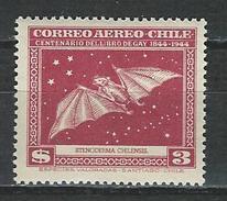 Chile, Mi 424 ** MNH Stenoderma Chilensis