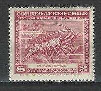 Chile, Mi 432 ** MNH Palinurus Frontalis