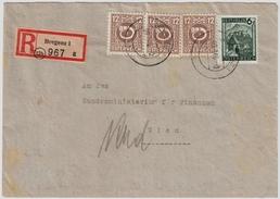 1946 Reko Bregenz , #6383 - 1945-60 Briefe U. Dokumente