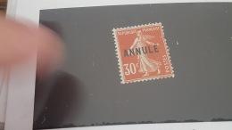LOT 342922 TIMBRE DE FRANCE NEUF* N°160 VALEUR 22 EUROS