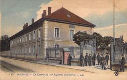 BOURGES - La Caserne Du 37é Régiment D' Artillerie - SOLDATS - Unclassified