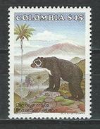 Kolumbien Mi 1654 ** MNH Tremarchos Ornatus