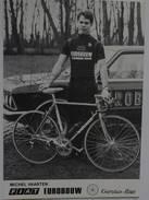Cyclisme - Michel VAARTEN - Dédicace - Hand Signed - Autographe Authentique  - - Cyclisme