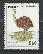 Peru Mi 926 ** MNH Pterocnemia Pennata