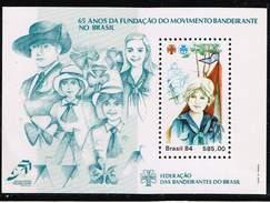Brasilien 1983, Michel# Block 66 ** - Brazil