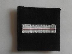 Grade Velcro Grade Adjudant Troupe De Marine - Uniformes