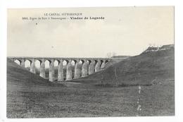 Ligne De BORT à NEUSSARGUES  (cpsm 15)    VIaduc De Lugarde-    - L 1 - Frankreich