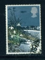 GREAT BRITAIN  -  1979  Wild Flowers  13p  Used As Scan - 1952-.... (Elizabeth II)
