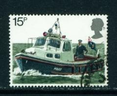 GREAT BRITAIN  -  1979  Metropolitan Police  15p  Used As Scan - 1952-.... (Elizabeth II)