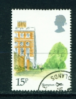 GREAT BRITAIN  -  1980  London Landmarks  15p  Used As Scan - Used Stamps