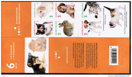 2012 Finland Booklet: Animals  MNH.