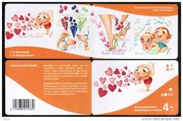 2012 Finland Booklet: Kisses Blown  MNH.