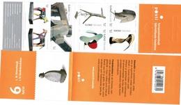 2010 Finland Booklet: Finnish Art  MNH.