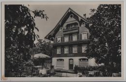 Pension Hüttenort, Kehrsiten-Dorf Fam. Blättler - Photo: Globetrotter No. 3552 - NW Nidwalden