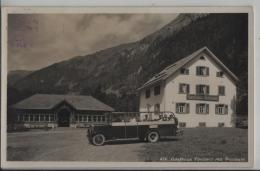 Gasthaus Vorauen Mit Postauto Glarus-Klönthal - Photo: Schönwetter-Elmer No. 474 - GL Glaris