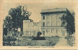 Spinetta Marengo (Alessandria, Piemonte) Castello Di Marengo - Alessandria
