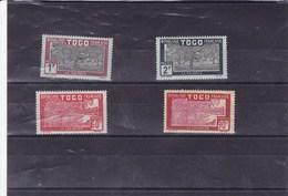 TOGO  :  : Y&T  :1141*142*145*146* - Togo (1914-1960)
