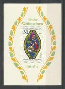"""Berlin Bl. 5 """"Weihnachten 1976 """" Postfrisch Mi.: 1,00 €"""