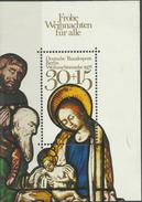"""Berlin Bl. 7 """"Weihnachten 1978 """" Postfrisch Mi.: 1,00 €"""