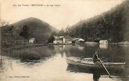 CPA - BRUYERES (88) Aspect Du Lac D'Azur Au Début Du Siècle - Bruyeres
