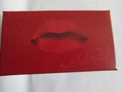 Petit Coffret Ruby Lips Savador Dali : Concrète De Parfum + Savon Parfumé - Miniatures Womens' Fragrances (in Box)