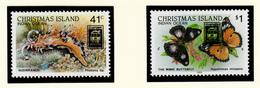 Christmas Island- Michel 291/92 - XX - Cote 6.00