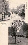 (14)  CPA Mulhouse Place De La Paix  (bon Etat) - Mulhouse