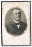 Eeklo : 1929, Mijnheer Charles-Louis De Sutter ( 2  Scans) - Images Religieuses