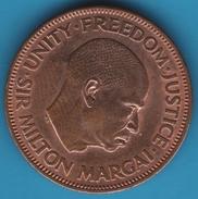 SIERRA LEONE 1 CENT 1964 ·SIR MILTON MARGAI· - Sierra Leone