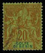 BENIN - YT 26 - TIMBRE OBLITERE - Oblitérés