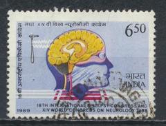 °°° INDIA - Y&T N°1039 - 1989 °°° - India
