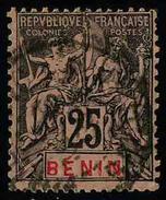 BENIN - YT 40 - TIMBRE OBLITERE - Oblitérés