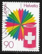 N°  1582     EUROPA SUISSE - OBLITERE  - 1998 - Switzerland