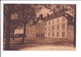 CPA - GUERET - Le Palais De Justice - Guéret