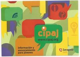 Postal CIPAJ, Servicio De JUVENTUD - Postales