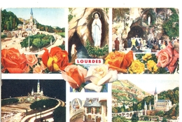 Lourdes - Postales