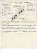 52 - Haute-marne - APREY - Facture PEBRET - Quincaillerie - Chaudronnerie - Ferblanterie - 1931 - REF 259 - 1900 – 1949