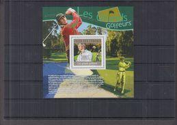 B31 Comoro - MNH - Sport - Golf