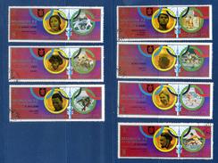- Etat : *   Espace  UMM Al Qiwain  23 Timbres Munich 1972  Tres Grand Format    P 1547