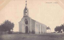 MAILLOT L'EGLISE - Algérie