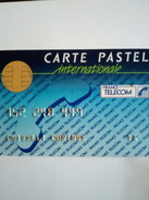 FRANCE CARTE PASTEL BULL ANCIENNE INTERNATIONALE - France