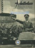 "Adolf Hitler - NSDAP - ""ARBEITERTURM"" - Journal Du ""Der Deutschen Arbeitsfront"" (DAF) Du 15. Mai 1939 - NS.-Gemeinschaft - Tedesco"