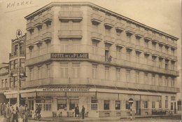 Knocke-Le-Zoute.   -   Grand Hotel De La Plage