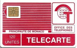 TELECARTE PYJAMA 120 UNITES PRINCIPAUTE MONACO SERIE 142A