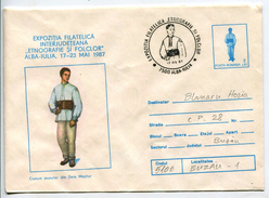 Man's Costume From Tara Motilor Region - Stationery (stamp : Costume) - Kostums