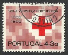 Portugal, 4.30 E. 1965, Sc # 957, Used - 1910 - ... Repubblica